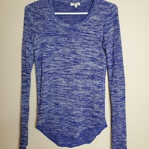 Wilfred blue top size small